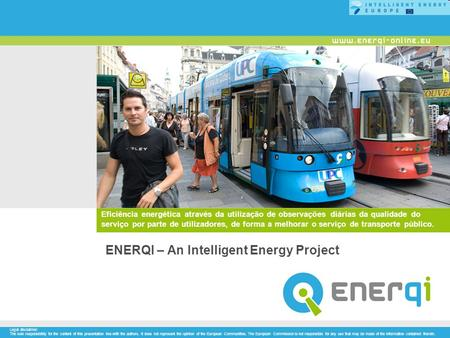 ENERQI – An Intelligent Energy Project
