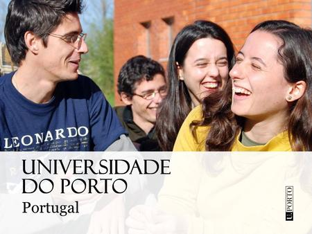 UNIVERSIDADE DO PORTO Portugal.