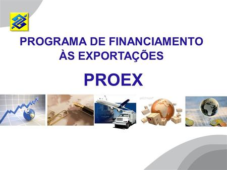 PROGRAMA DE FINANCIAMENTO