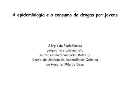 Codificação de clínicas de dependência alcoólica