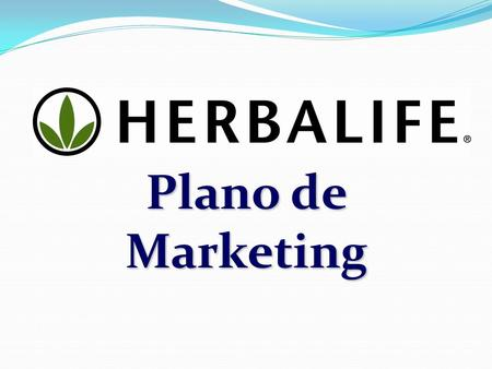 Plano de Marketing.