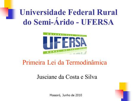 Universidade Federal Rural