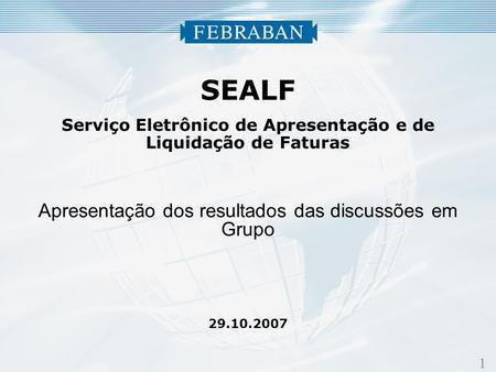 Email apresentação de serviços