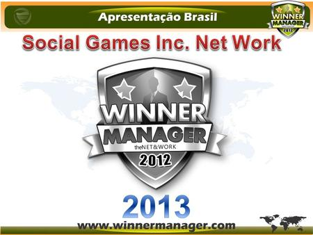 Social Games Inc. Net Work
