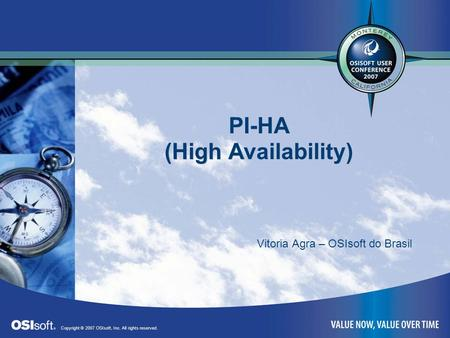 PI-HA (High Availability)