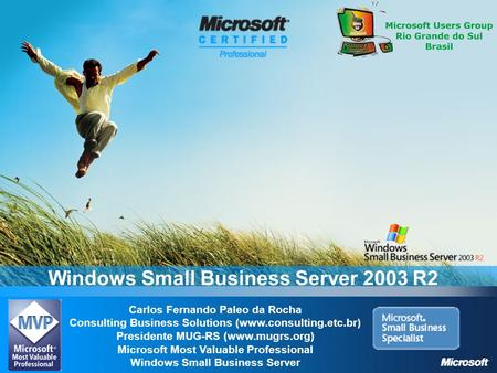 Windows Small Business Server 2003 R2