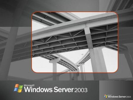 Migrando ambientes Windows NT 4.0 para o Windows Server 2003 Rodrigo Vallim Microsoft Brasil.