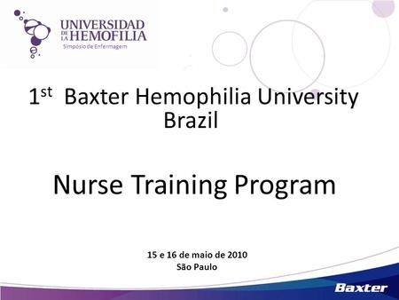 Nurse Training Program