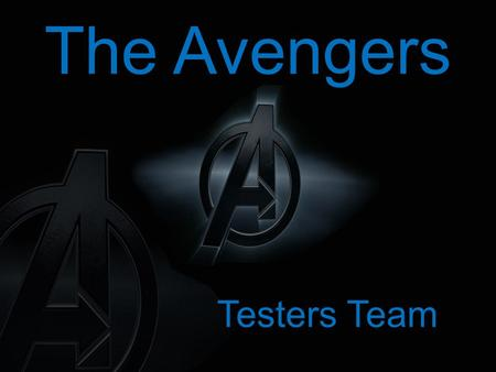 The Avengers Testers Team. Diraci Junior Trindade da Silva Analista de Qualidade CWI Software  Coordenador do GUTS-rs