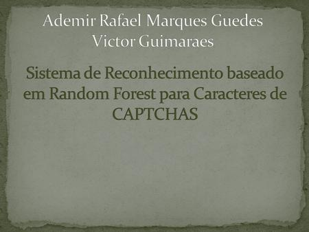 Ademir Rafael Marques Guedes