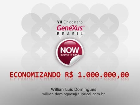 Willian Luis Domingues