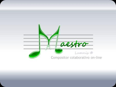Compositor colaborativo on-line Tempo 4. 000 AC 40. 000 AC.