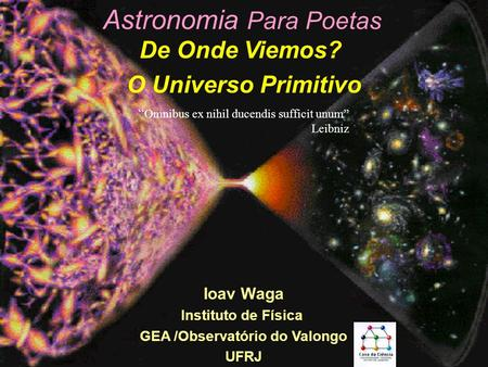 GEA /Observatório do Valongo