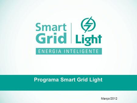 Programa Smart Grid Light