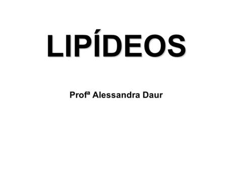 Exame perfil lipidico