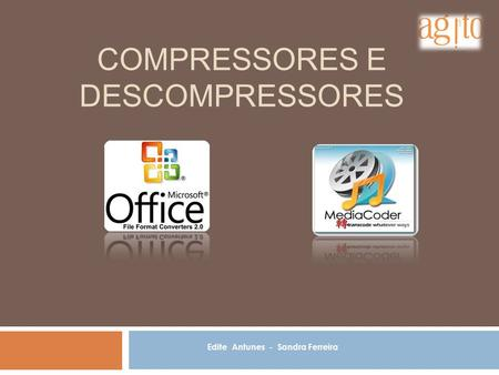 Compressores e descompressores