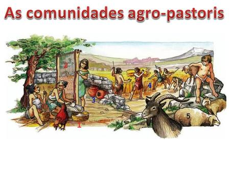 As comunidades agro-pastoris