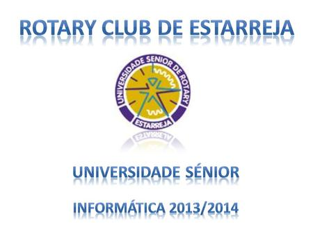 Rotary club de estarreja