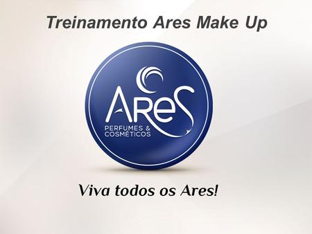 Treinamento Ares Make Up