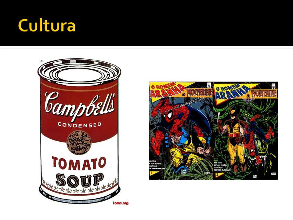 Contracultura: Movimentos artístico e ideológicos de contestação à cultura dominante.