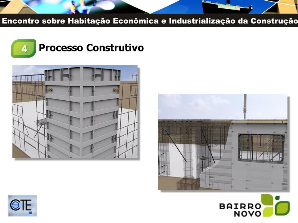 Desempenho Térmico das Edificações Avaliação térmica pela UFSCar com simulação computacional considerando 3 tipos de paredes: Concreto Convencional, Concreto Leve (aerado) e Blocos de Concreto Estrutural.