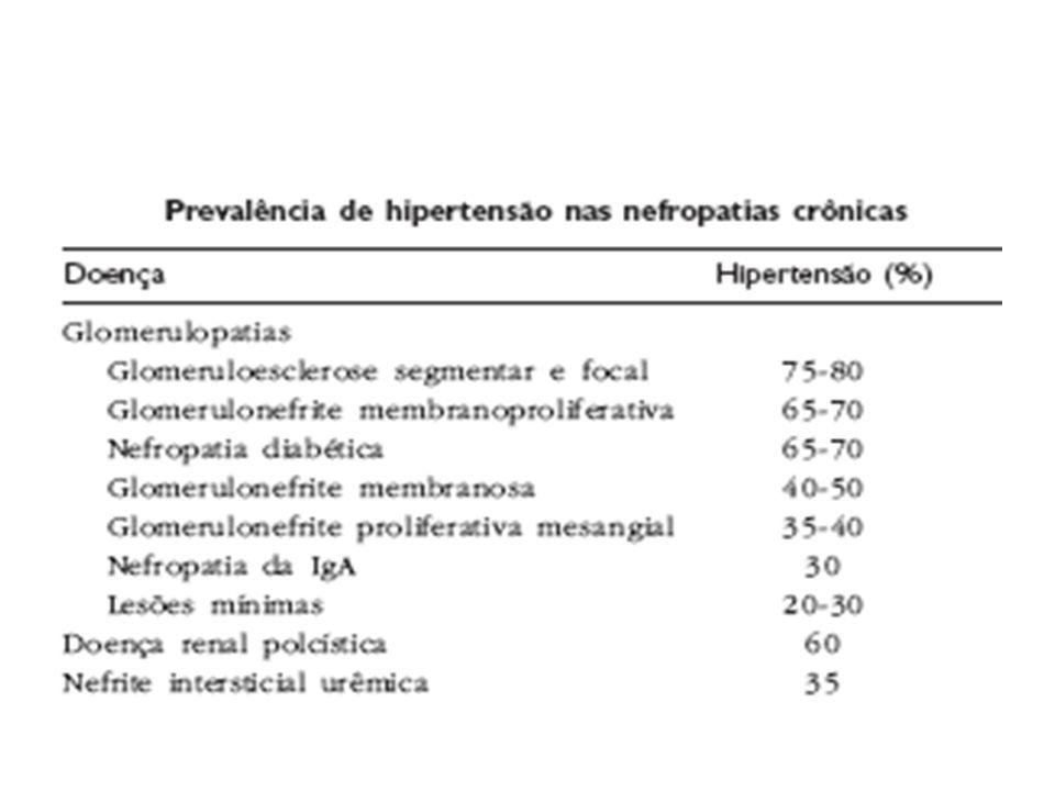 Hipertensão renovascular : Definição : Relação causal entre doença de artéria renal oclusiva e elevação da pressão arterial.
