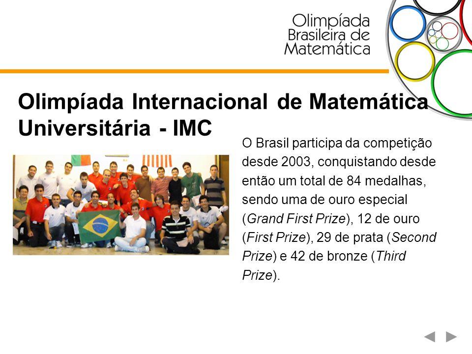 A competição internacional realizou-se pela primeira vez em 2011 envolvendo jovens de até 18 anos de seis países de expressão portuguesa: Angola, Brasil, Cabo Verde, Moçambique, Portugal e Timor Leste.