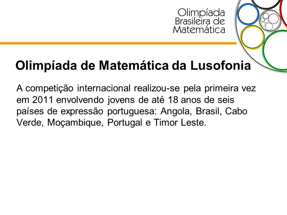 Competição Iberoamericana Interuniversitária de Matemática (CIIM) Competição, criada em 2009, é realizada anualmente com o apoio de Sociedades de Matemática, universidades e centros de pesquisa, além de um importante grupo de professores e estudantes.