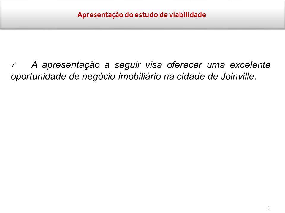 Por que investir em Joinville.