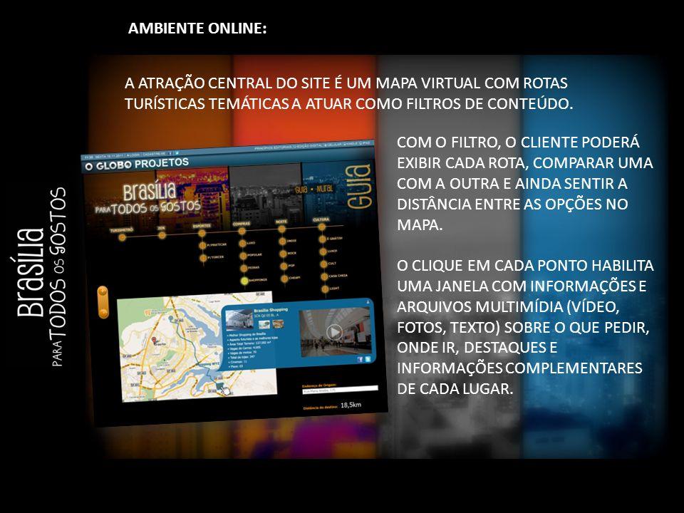 AMBIENTE ONLINE – ROTAS TEMÁTICAS: 7) NOITE – A capital tem uma das melhores noites do Brasil com as mais variadas opções de boates e casas noturnas.
