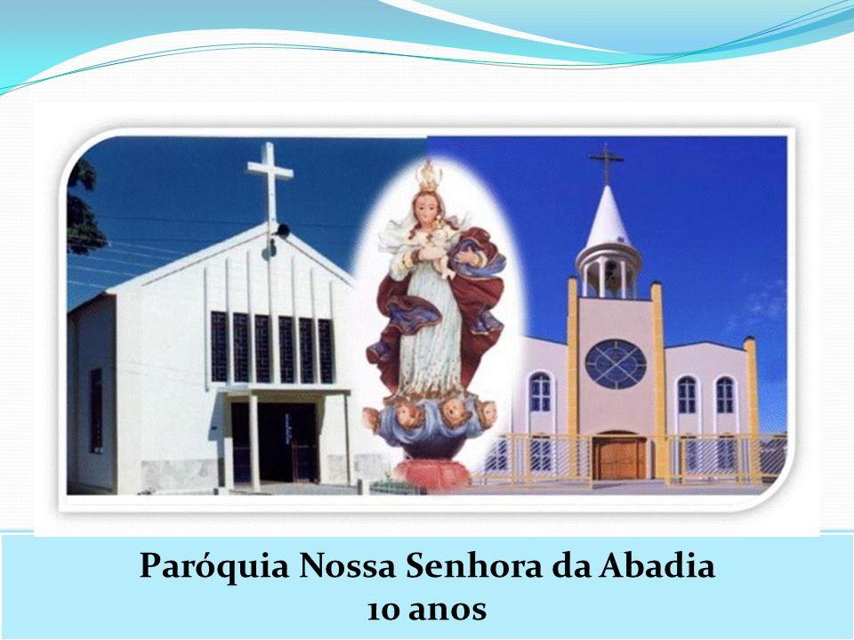 Histórico Designação Diocese de Uruaçu Criada pelo Papa Pio XI em 1956 Documento Bula Cum Territorium Fundação da Paróquia Decreto Episcopal nº 01/2002 Pelo Bispo Dom José Silva Chaves Fundação em 27 de janeiro de 2002
