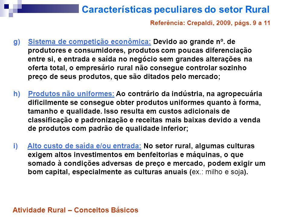 Contabilidade Rural A contabilidade quando estudada de forma genérica em qualquer empresa é dita contabilidade geral ou financeira.