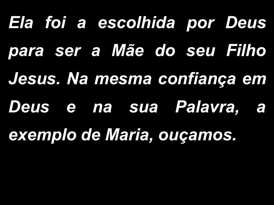 PRIMEIRA LEITURA (Is 7,10-14)