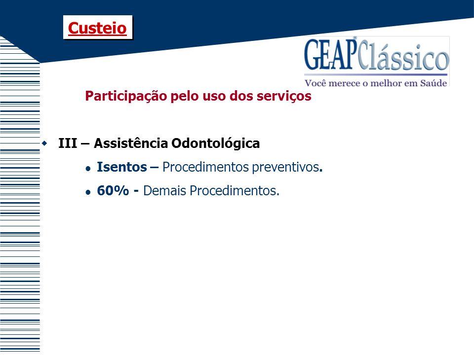 Características: Comercialização: Característica: Atende exatamente o que dispõe a Portaria/MP/SRH/Nº 1.983/06.