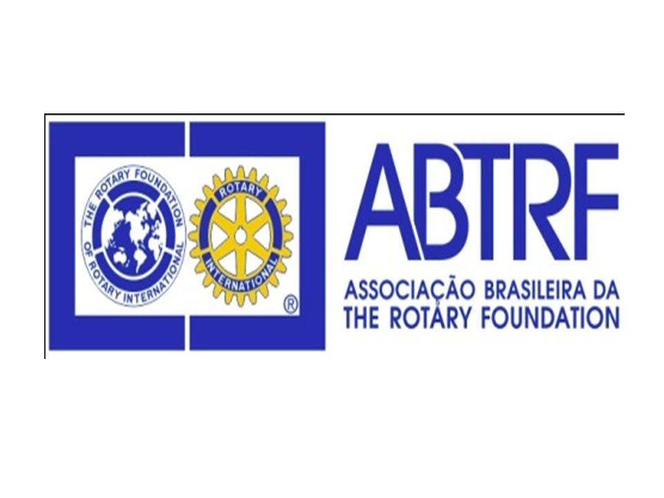 É uma entidade civil, sem fins lucrativos, criada para buscar e promover o recebimento de Doações para a Fundação Rotária efetuadas por Pessoas Jurídicas ABTRF - Associação Brasileira da The Rotary Foundation
