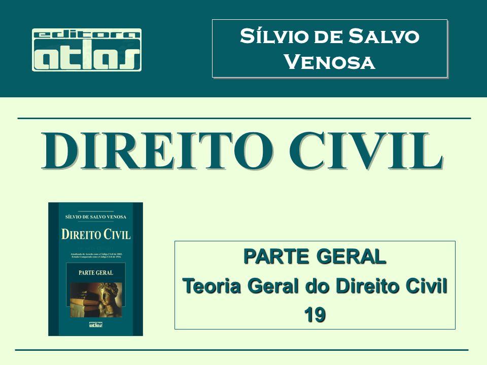 19.ELEMENTOS DO NEGÓCIO JURÍDICO V. I – Parte II – Teoria Geral do Direito Civil 2 2 19.1.