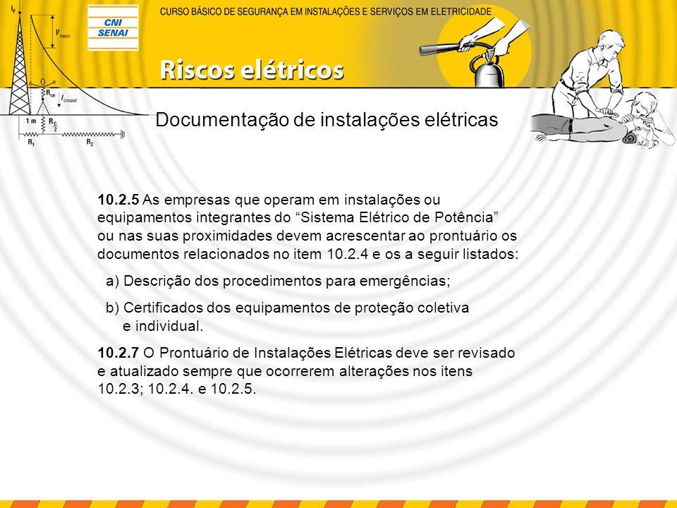 Instalações e serviços em eletricidade QUALIFICADO – É aquele trabalhador que comprovar conclusão de curso específico na área elétrica reconhecido pelo Sistema Oficial de Ensino.