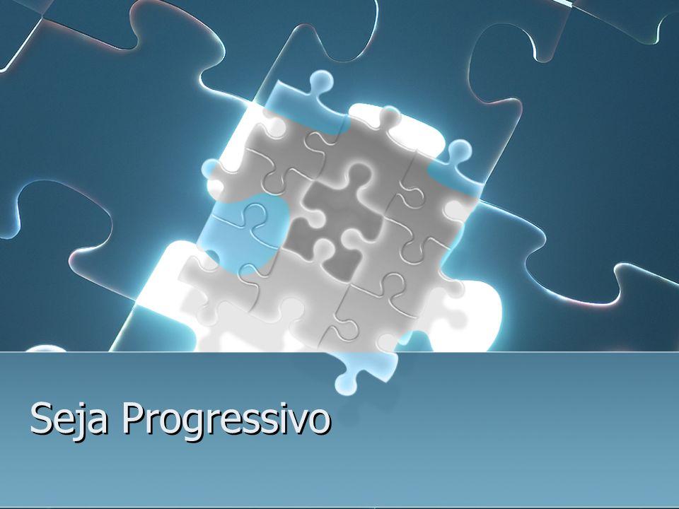 Seja Progressivo