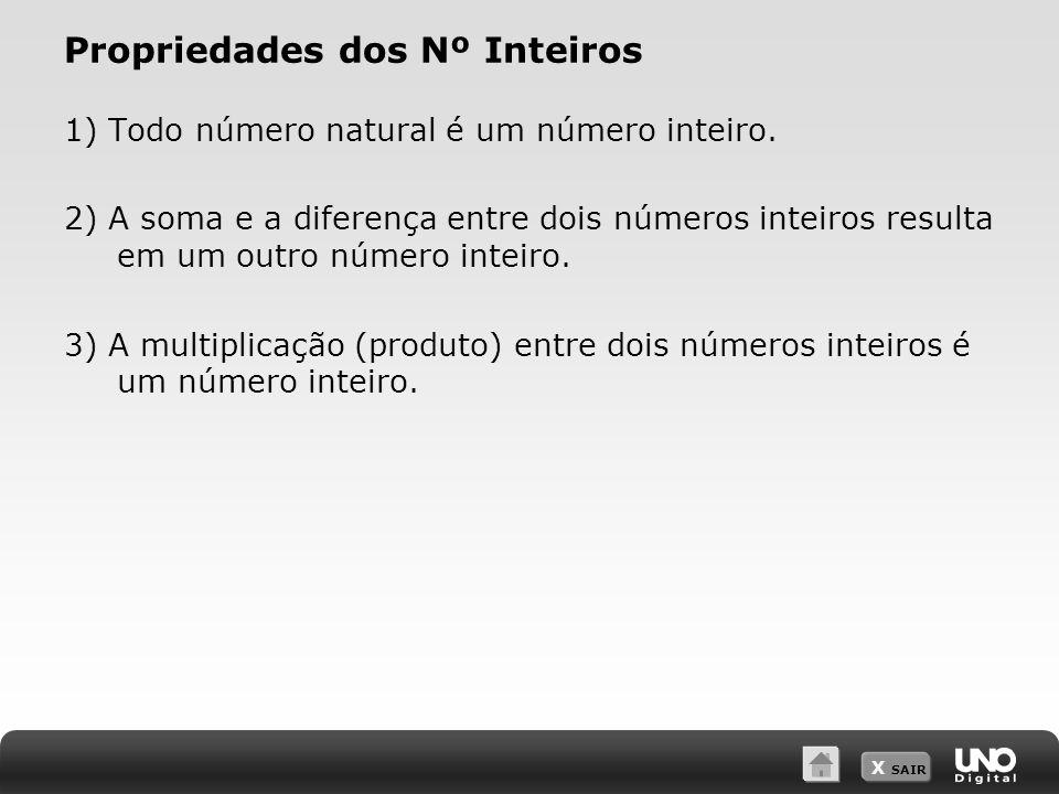 X SAIR Conjunto dos números racionais 3 Conjuntos numéricos = 0.