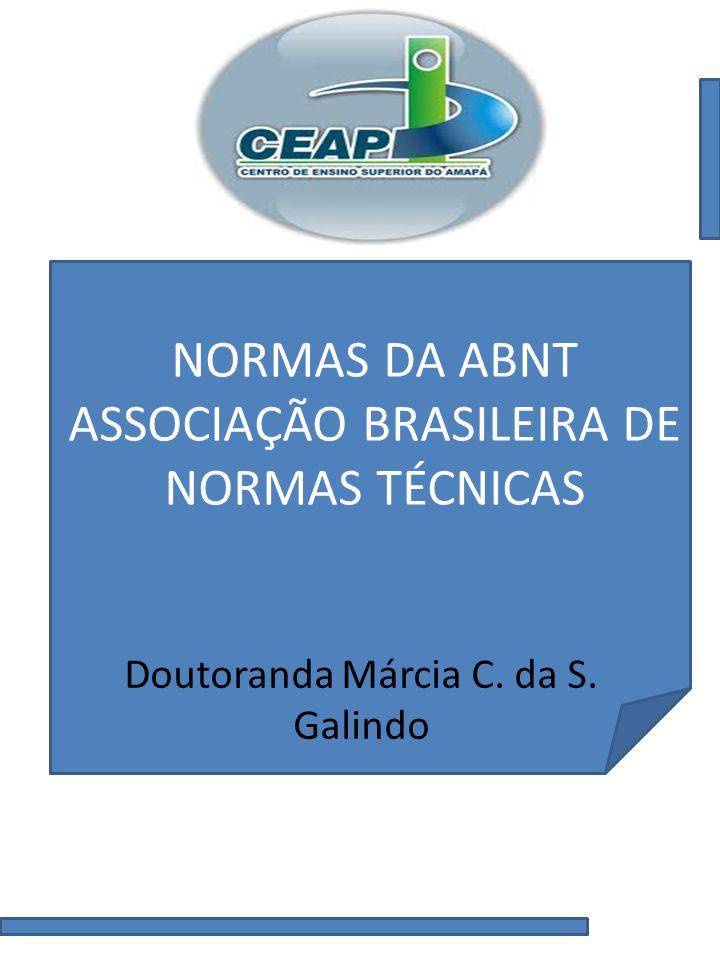 ABNT Fundada em 1940, a ABNT – Associação Brasileira de Normas Técnicas – é o Órgão responsável pela normalização técnica no país, fornecendo a base necessária ao desenvolvimento tecnológico brasileiro.