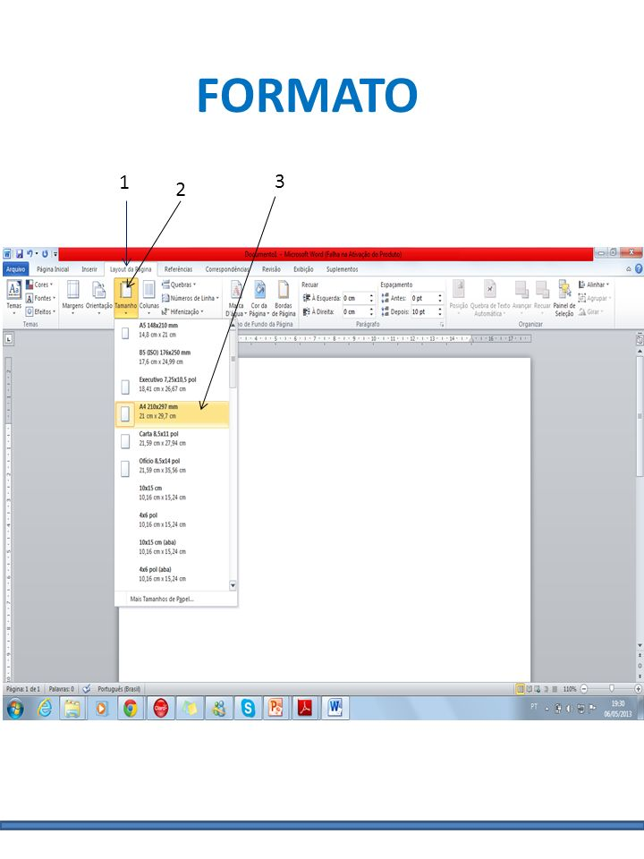 FONTE NBR 14724 Recomenda-se, para digitação, a utilização de fonte de tamanho 12 para o texto, e tamanho 10 para citações longas e notas de rodapé.