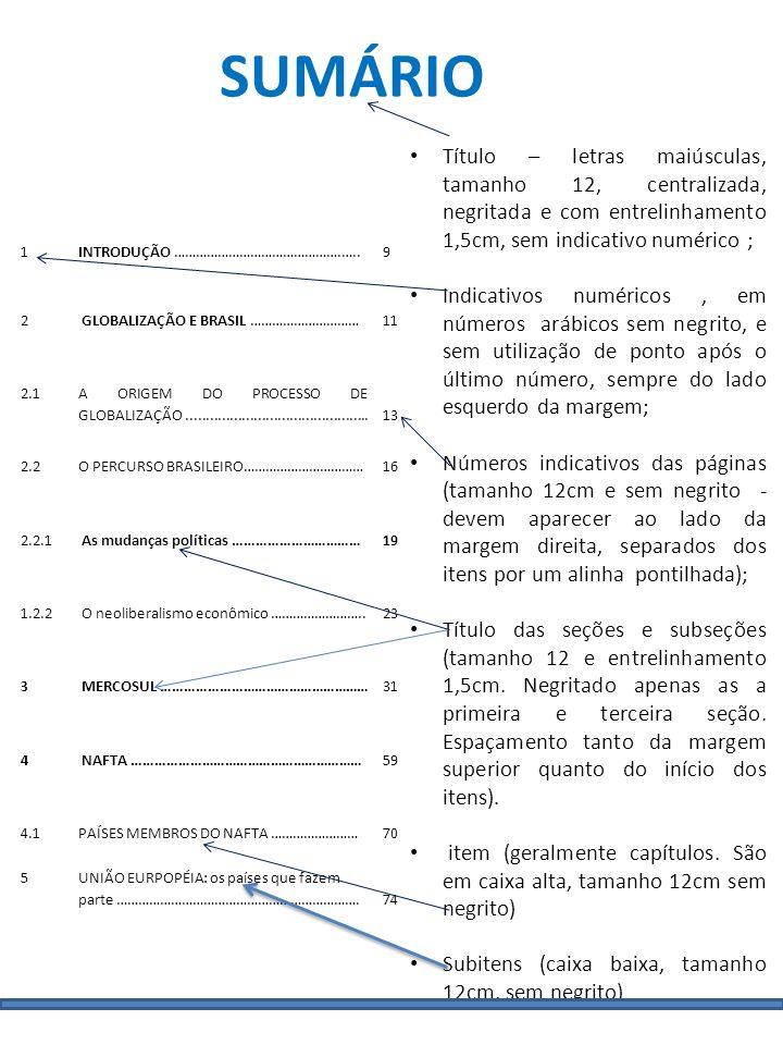 SUMÁRIO 1 2 3 Inserir Tabela Inserir e colunas, e o número de linhas a definir