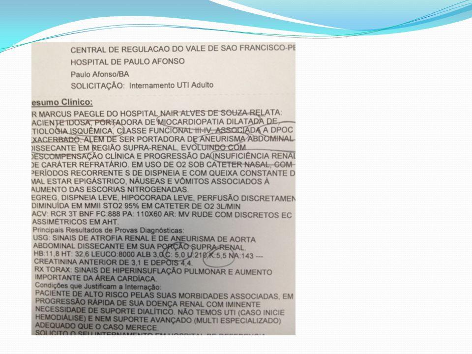 Conferindo as solicitações 08:0019:0007:00 Clínica médica136121131 Pediatria30 37 Ortopedia998892 Obstetrícia816467 08:0019:0007:00 UTI adulto81 88 UTI materna100 UTI pediátrica632 UTI neonatal373233 UCV60708 Avaliação cardio3230