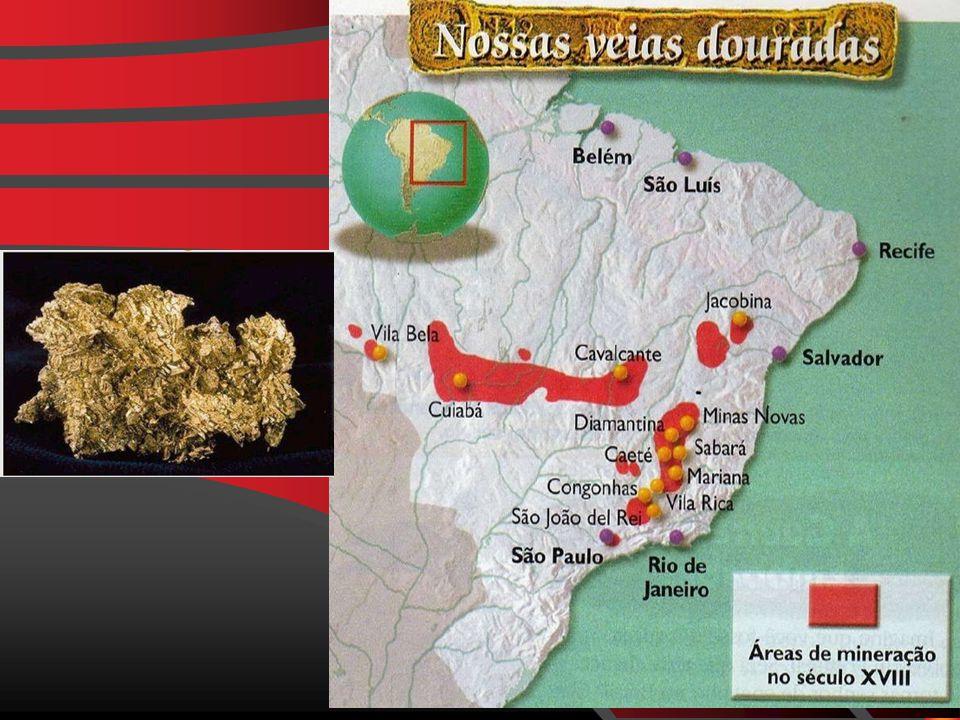 Produção de OURO NO BRASIL (em toneladas)