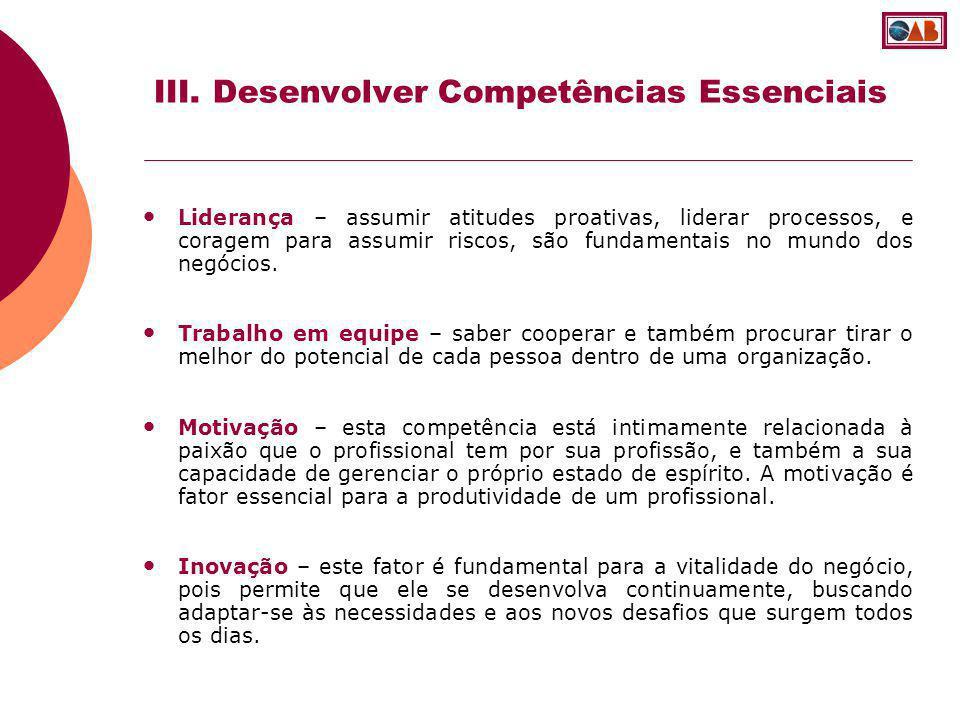 Em observância ao Código de Ética da OAB várias ferramentas podem ser utilizadas para a promoção de um escritório: Parcerias – desenvolver parcerias com outros advogados e profissionais de áreas complementares.