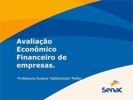 Apresentacoes analise da actividade economica
