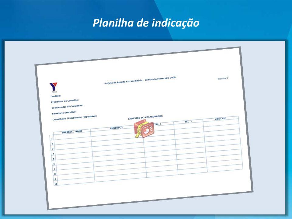 Carta de solicitação