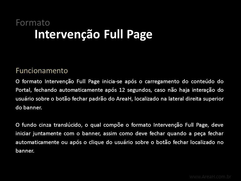 www.AreaH.com.br O formato pode conter vídeo e áudio.
