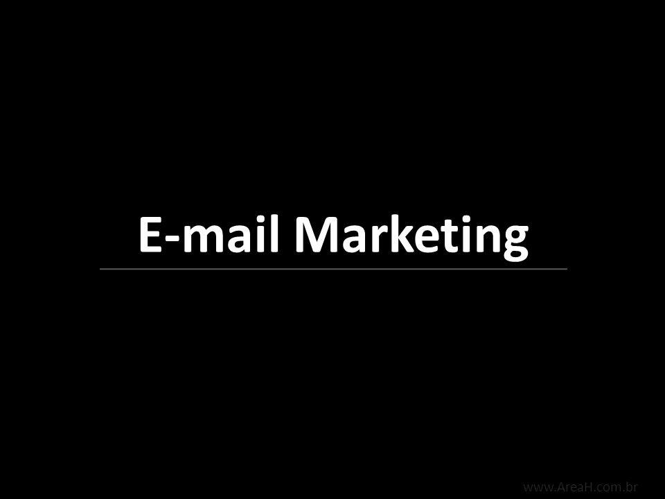 Para o disparo de E-mail Marketing, são necessários os itens: HTML contendo imagens e textos; As imagens deverão ser hospedadas pelo próprio anunciante; Peso máximo: 150kb; E-mail do remetente; Título do e-mail com, no máximo, 40 caracteres.