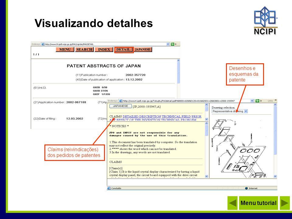 Introdução Objetivos Sobre este tutorial O que é uma patente.